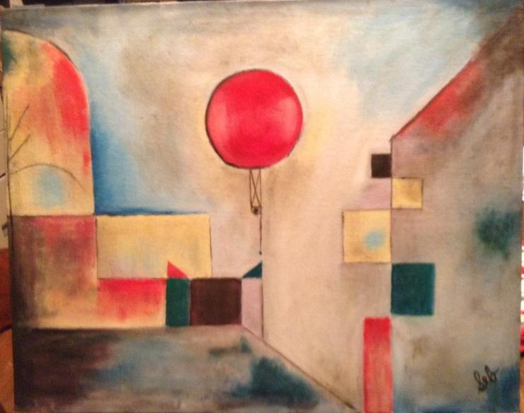 Balloon Painting 7