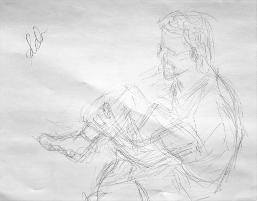 29. Gesture Drawing 2
