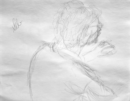 30. Gesture Drawing 3