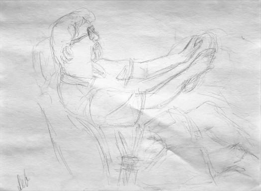 31. Gesture Drawing 4