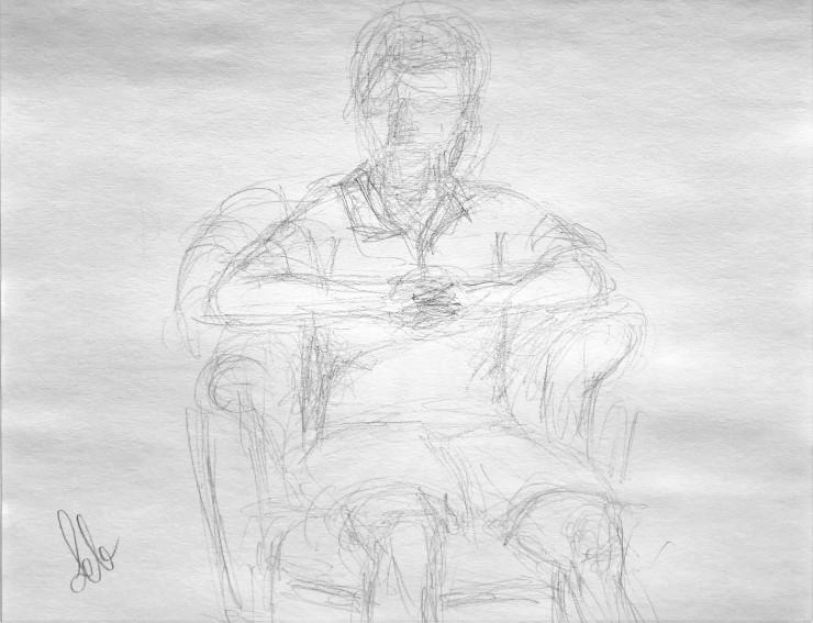 33. Gesture Drawing 6