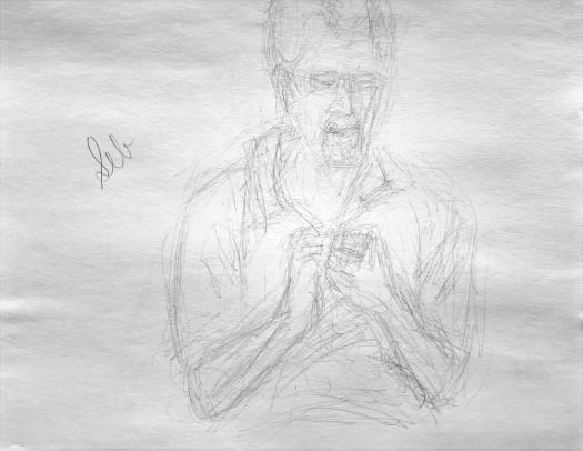 34. Gesture Drawing 7