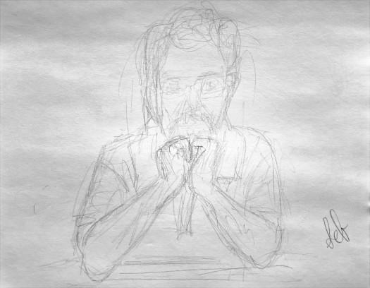 35. Gesture Drawing 8