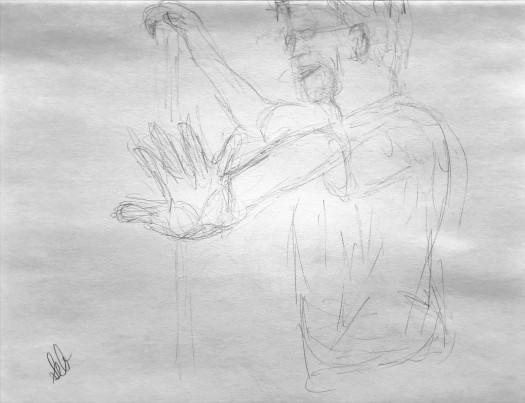 37. Gesture Drawing 10