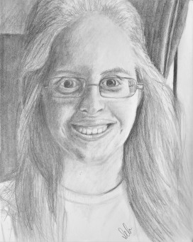Portraiture Drawing Sarah Brown ARTS 311
